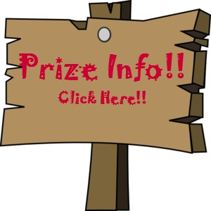 Prize Info Wooden Sign