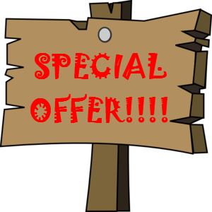 Wood-Special Offer